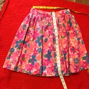 Wild crazy skirt, like new. Worn once. EUC
